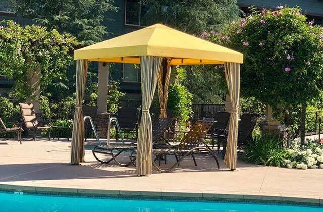 Orange County Commercial Outdoor Patio Furniture Sales