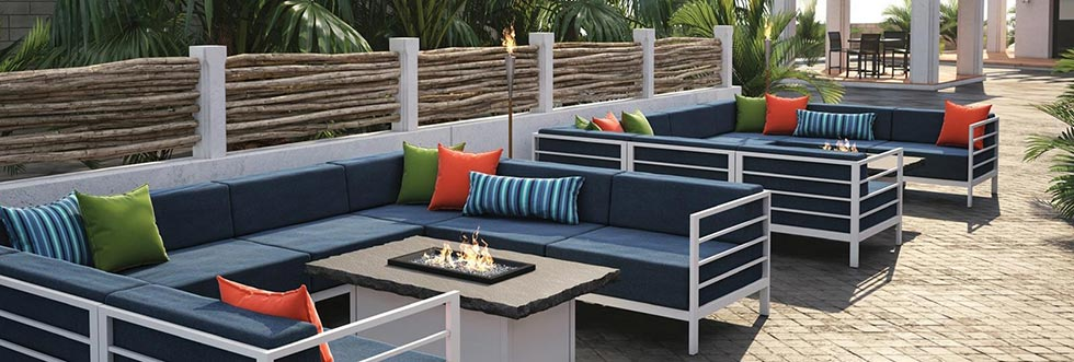 Fire Tables, Fire Pits, Barbeques, Ceramic Gas Logs