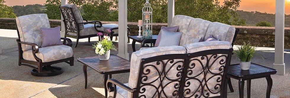 OC Patio Dining Sets, Deep Seating, Bar Stools