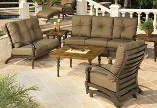 Patio Furniture - Dining, Deep Seating, Bar Stools
