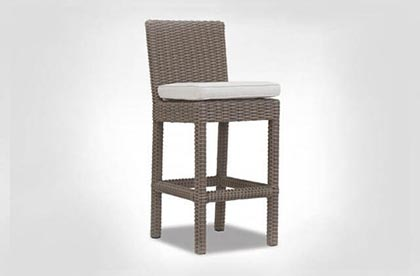 OC Name Brand Wicker Bar & Counter-Height Stools
