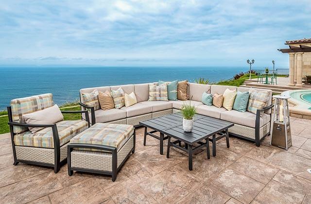 Gensun Deep Seating Patio Furniture Orange County Ca