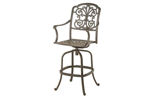 Sensational Hanamint Bar Stools At Competitive Prices Patio Place Bralicious Painted Fabric Chair Ideas Braliciousco