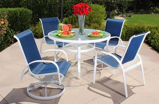 Alumont Patio Dining Sets Orange County Ca Patio Place
