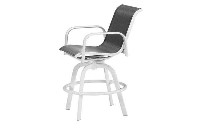 Alumont Bar Stools At Competitive Prices Patio Place