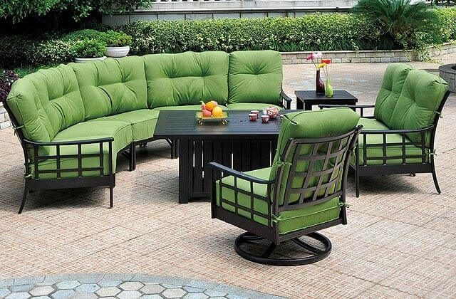 Hanamint Deep Seating Patio Furniture Orange County Ca Place Costa Mesa