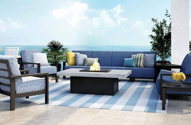 Homecrest Deep Seating Patio Furniture Orange County Ca
