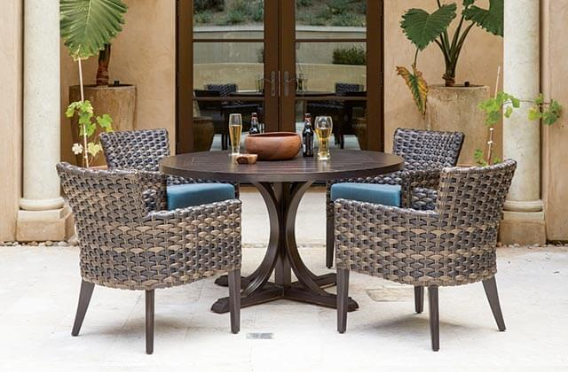 Patio Renaissance Patio Dining Sets Orange County Ca