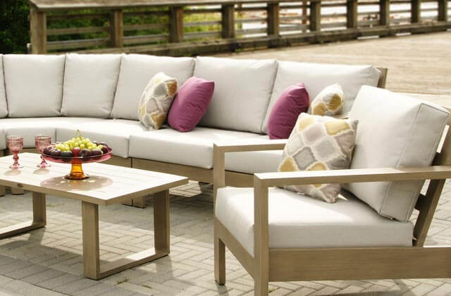 Ratana Deep Seating Patio Furniture Orange County Ca
