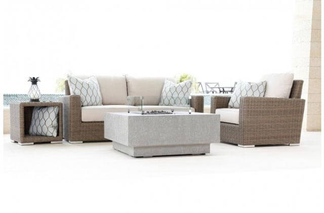 Sunset West Deep Seating Patio, Sunset West Patio Furniture