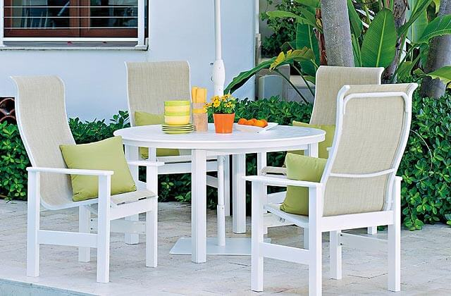 Mgp Patio Dining Sets Orange County Ca Marine Grade